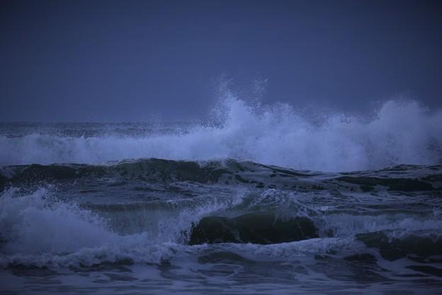 Photos: 荒れる日本海(1)