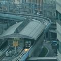 Photos: 汐留駅