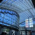 写真: 金沢駅 もてなしドーム