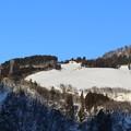 Photos: 旧 白峰温泉スキー場?