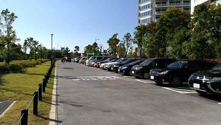 二子玉川公園 駐車場