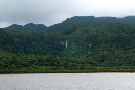 ピナイサーラの滝 西表島