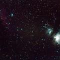写真: オリオン星雲