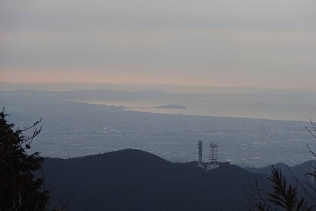 丹沢大山で今年のトレッキング始動