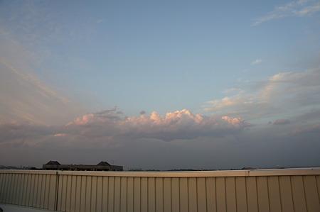 バロックな雲