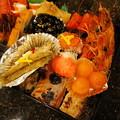 写真: おせち料理 お重二段 二段目 その一