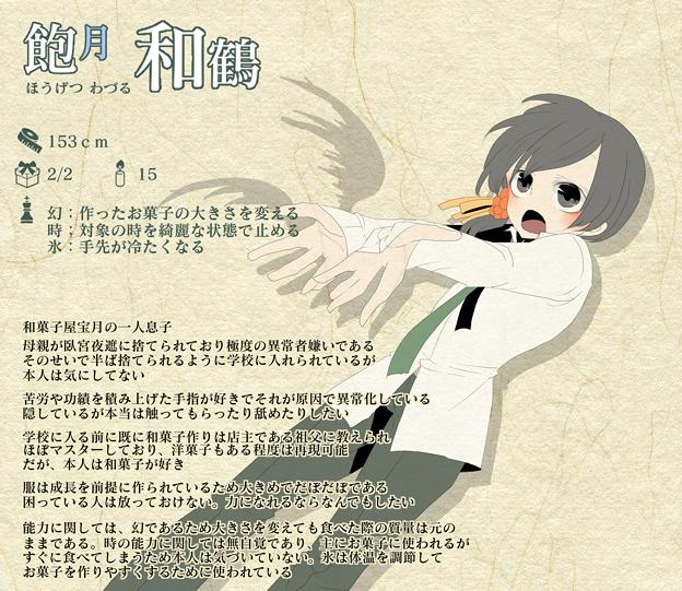 (10)飽月和鶴ーほうげつわづる