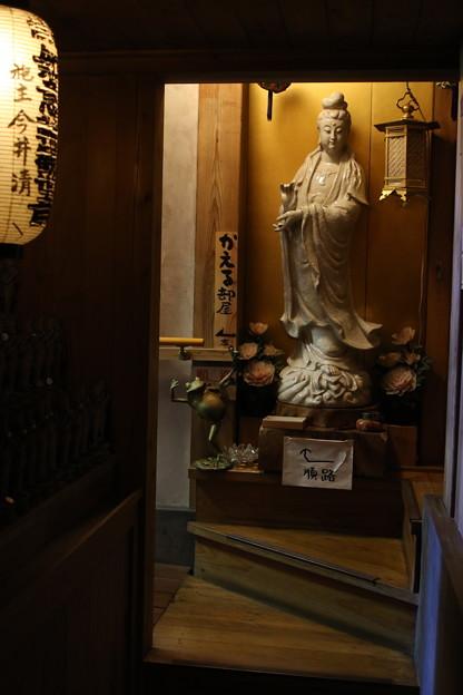 仏さまへ繋がる通路(2)