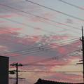 Photos: 朝焼け