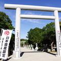 Photos: 伊弉諾神宮 鳥居