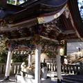三峯神社 手水舎
