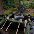 Photos: 大和神社 手水舎