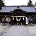 大和神社 拝殿
