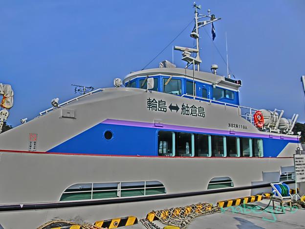 舳倉島へ行ってきました♪