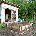 Photos: 家々プロジェクト0079・テラスを作る