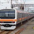 Photos: 209系M71編成【普通 南船橋】 (2)