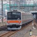 Photos: 205系M10編成【普通 南船橋】  (3)
