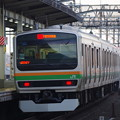 E231系U538編成【快速 宇都宮】  (2)
