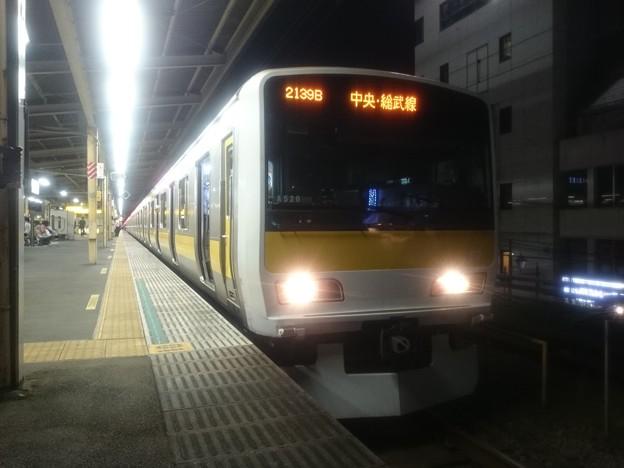 500番台 中央・総武緩行線