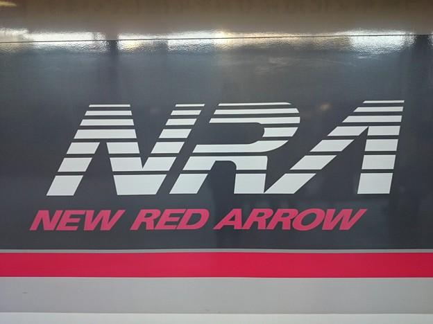 レッドアロー ロゴ