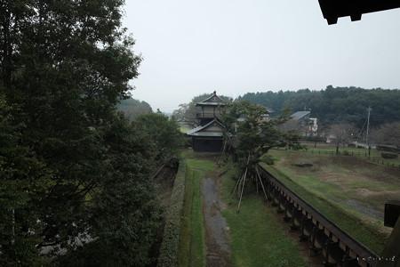 逆井城_18井楼からの眺め-2221