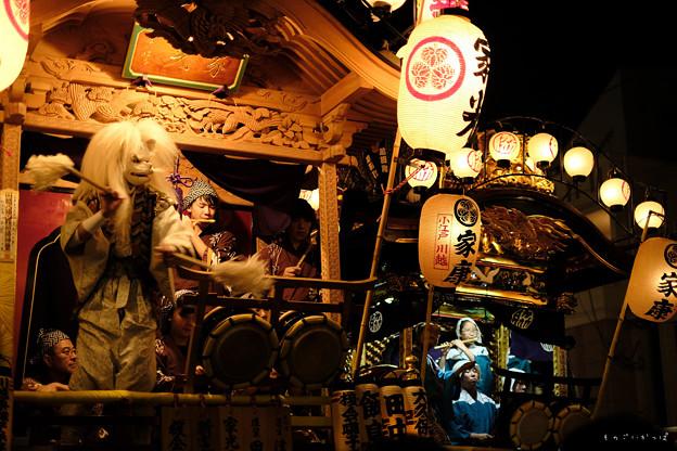 川越祭り_27家光&家康-0303
