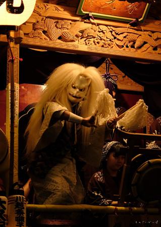 川越祭り_31_白狐-0321