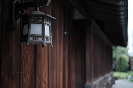 日野宿本陣_07灯篭-0139