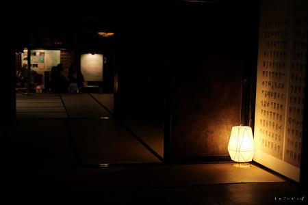 日野宿本陣_04行灯-0128