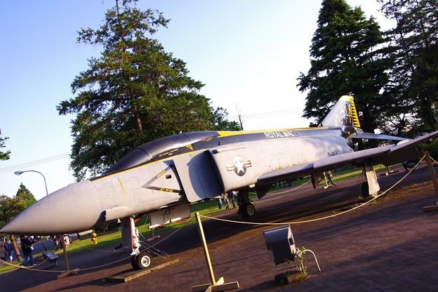 米海軍ではもうないF-4ファントム艦載機・・メイス仕様