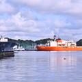 撮って出し。。横須賀サマーフェスタ 護衛艦いずもと砕氷艦しらせ一般公開。。8月6日