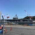 撮って出し。。でも目的は米海軍横須賀基地ヨコスカフレンドシップサマー アメリカへ入国中  8月6日