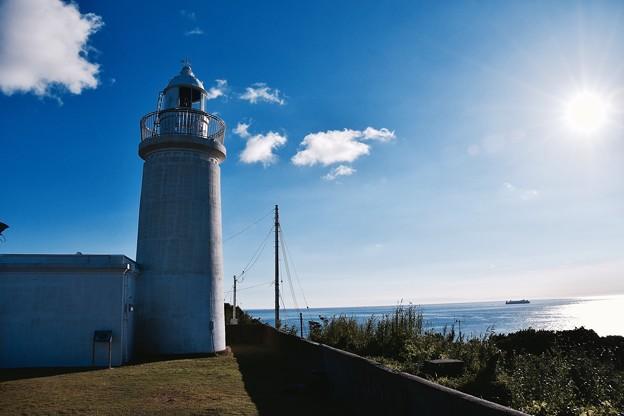 洲崎灯台と東京湾。。20160730