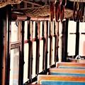 昭和レトロの客車。。門司港 九州鉄道記念館 20161007