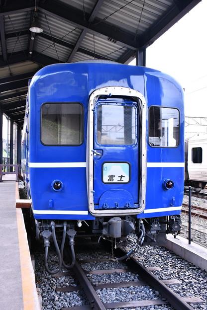 門司港 懐かしいブルートレイン富士 九州鉄道記念館 20161007
