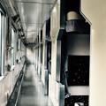 Photos: 門司港 九州鉄道記念館 ブルートレイン富士B寝台客車 20161007