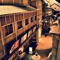 i昭和レトロの町並み。。関門海峡ミュージアム 20161007