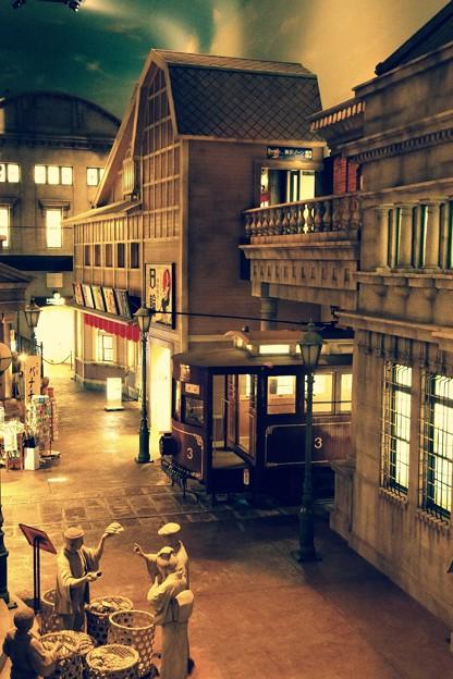 タイムスリップしたような。。昭和レトロ 関門海峡ミュージアム 20161007