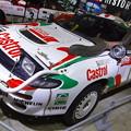 東京オートサロン特別公開日。。昔の栄光 カストロールトヨタセリカ GT-Four WRC  1月13日