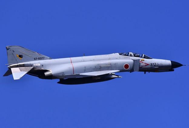 アグレッサー達に挑む第301飛行隊ケロヨF-4ファントム。。上がり 百里基地20170224