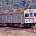 Photos: やっぱり後ろは旧東急8000系(^^)。。