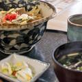 ホルモン丼(中国道【上り】・勝央SA)