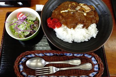 気仙沼カレー(道の駅・大谷海岸【宮城】)