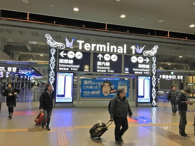 関西空港 エアアジアの混乱 (2)