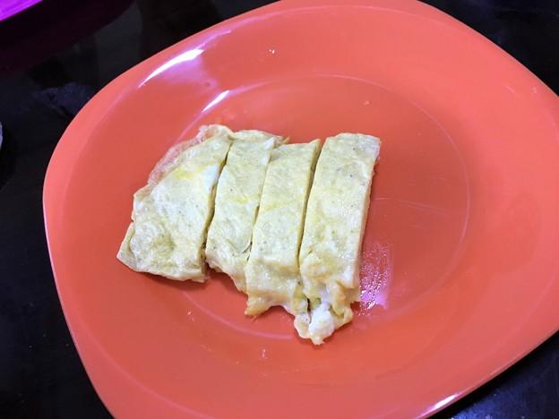 ポウサン米の朝ごはん (3)