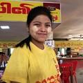 写真: イーストダゴンのカフェと小姐 (9)
