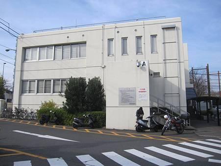 MKIIユーザー車検2010-練馬陸運局A棟