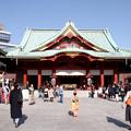 写真: 神田神社(神田明神:東京都千代田区)