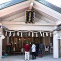 写真: 二見興玉神社(三重県伊勢市)