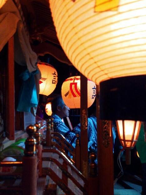 神社の秋祭り(過去写シリーズ)